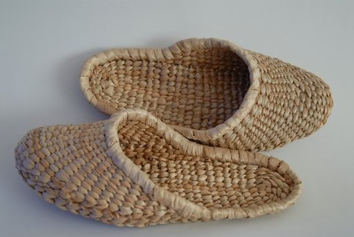 Custom Made Handmade Slippers