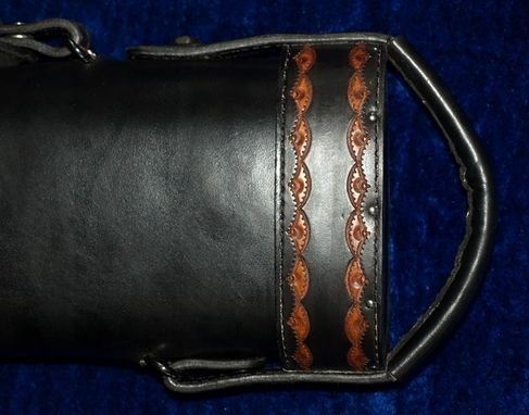 Custom Made Montana ⅣLeather Poolstick Case