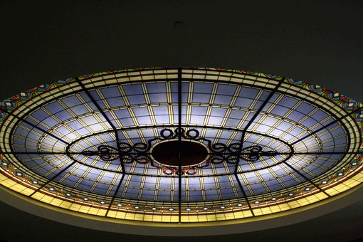 Custom Made Oklahoma State Judicial Center Skylight
