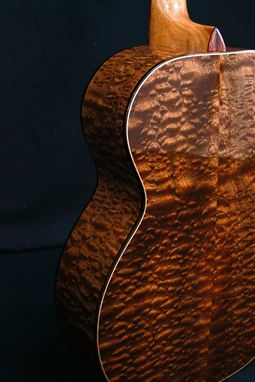Custom Made Batson Custom Parlor Guitar