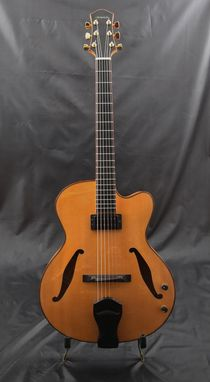 "Custom Made 16"" Archtop Guitar"