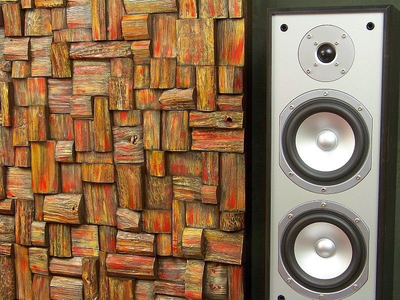 Hand Crafted Audio Diffusers Art Of Acoustic Panels By