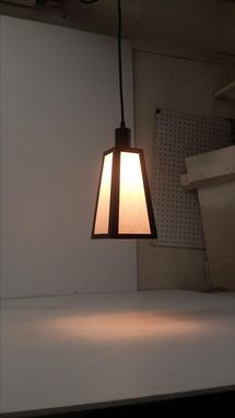 Custom Made Nara Pendant Light