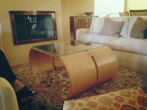 Custom Made Arcobaleno Coffee Table 2
