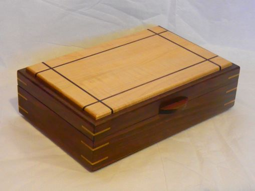 Custom Made Jewelry Box - 11-12
