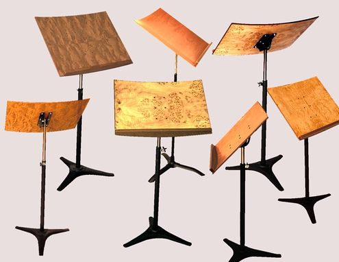 Custom Made Music Stands