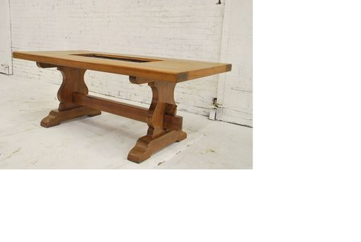Custom Made Reclaimed Wood Dinning Table