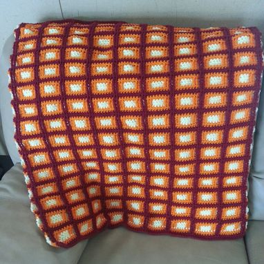 Custom Made Square Baby Blanket