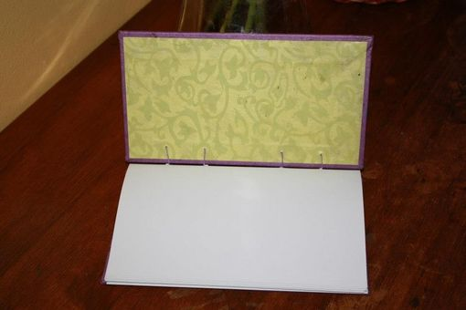 Custom Made Baby Shower Guest Book