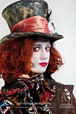 Custom Made Mad Hatter Alice In Wonderland 2010 Tim Burton