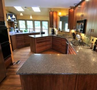 Custom Made Plus Ultra Euro Kitchen