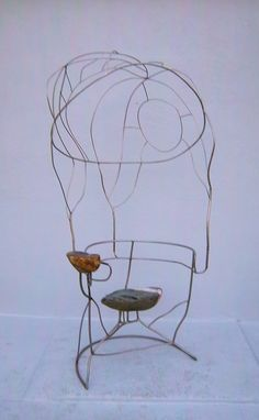 Custom Made Sculptural Chair- Gazebo