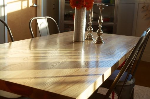 Custom Made Modern Rustic Conference Table