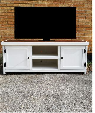 Custom Made Barn Wood, Media Console, Tv Stand, Media Center, Entertainment Center, Media Stand