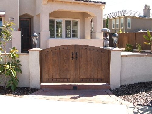 Custom Made Outdoor Projects