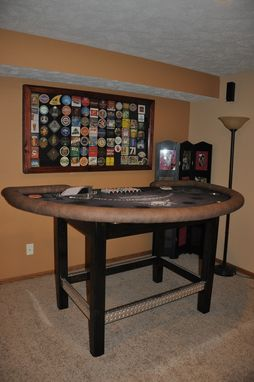 Custom Made Blackjack Table