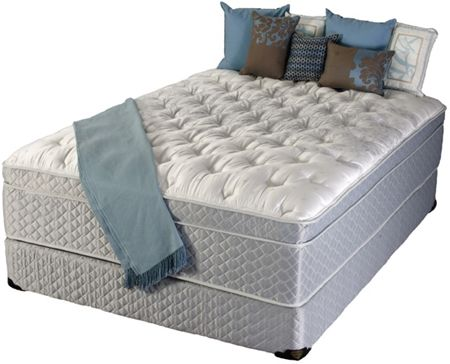 Custom Made Isolation Coil Mattress With Memory Foam