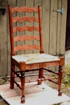 Custom Made English Country Chair