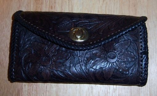 Custom Made Clutch Purse Lady's Wallet