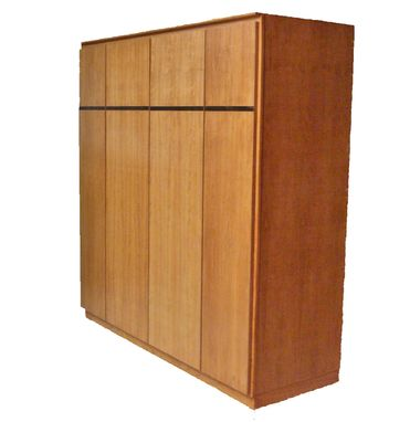 Custom Made Cherry Wardrobe