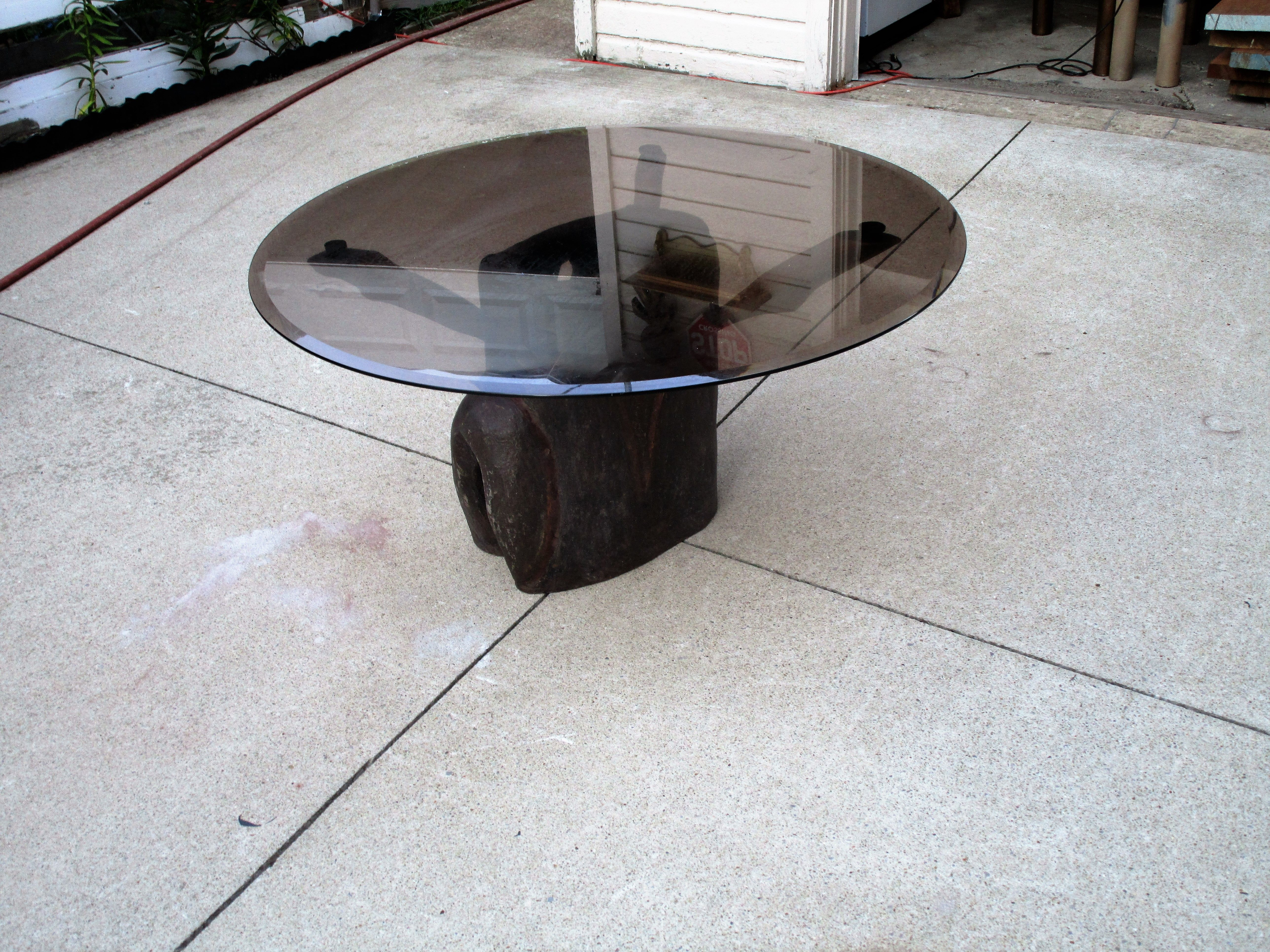 Custom Made Unique One Of A Kind Coffee Table