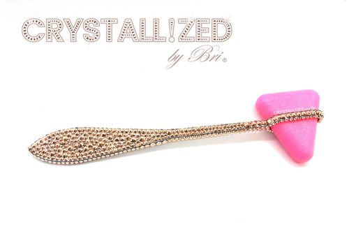 Custom Made Crystallized Reflex Hammer Nursing Bling Any Color Made With Swarovski Crystals Bedazzled