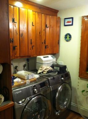 Custom Made Laundry Space Invention