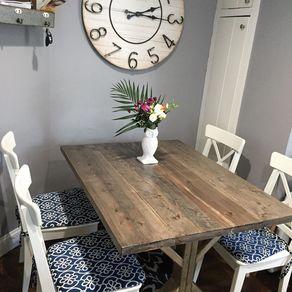 Rustic Dining Tables | CustomMade.com
