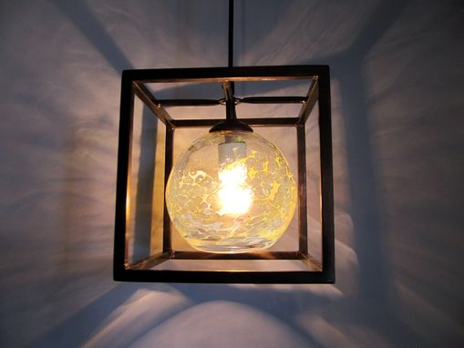 Custom Made Gabietta Pendant Light 12""