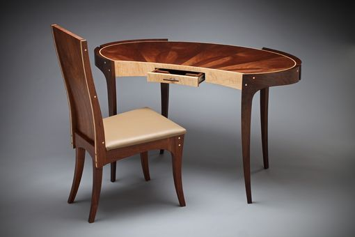 Custom Made Angel Desk And Chair