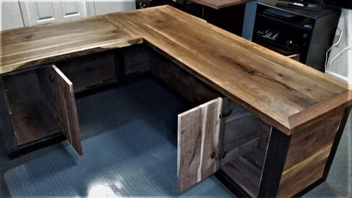 Custom Made Modern Executive Desk