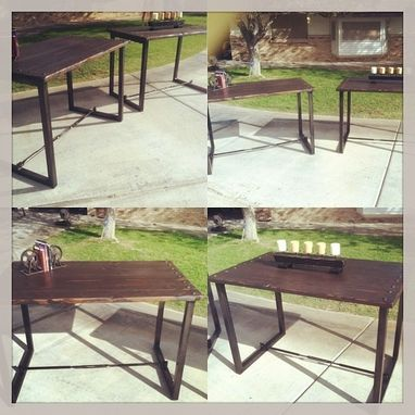 Custom Made Herrst Table