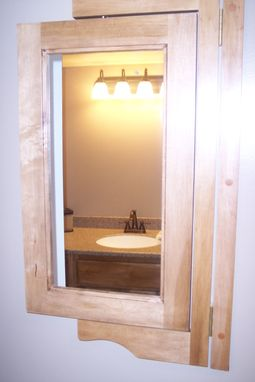 Custom Made Swivel Mirror