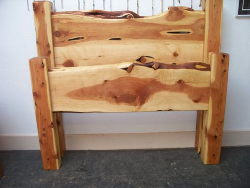 Custom Made Juniper Queen Head/Foot Boards