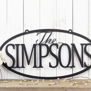 Welcome End of the Trail Wall Art Sign Bare Metal