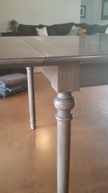Custom Made French Farm Dining Table
