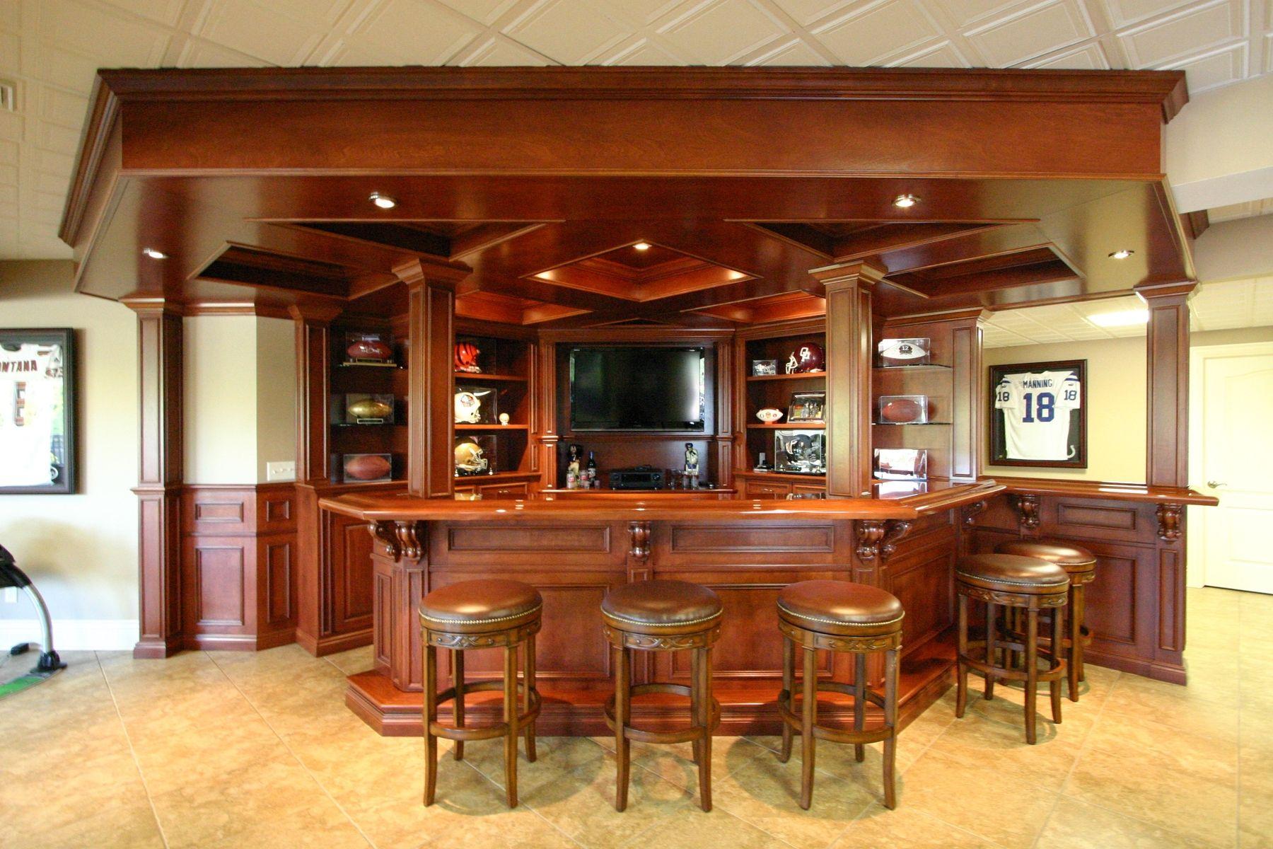 Stunning Custom Bar Design Ideas Images - Interior Design Ideas ...