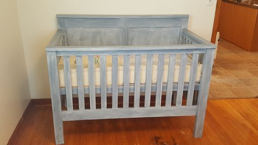 Custom Made Baby Crib