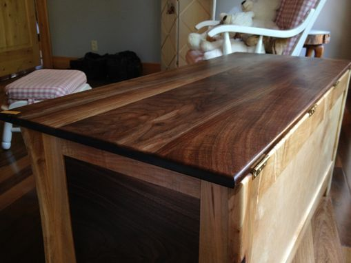 Custom Lorie Hope Chest By Drake Woodworking Custommade Com