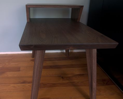 Custom Made Nm1 Two Tier End Table