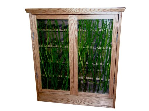 Custom Made Wine Storage Cabinet