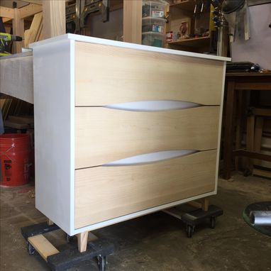 Custom Made 3 Drawer Dresser