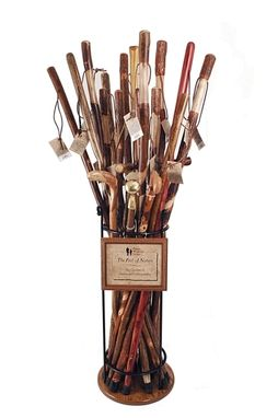 Custom Made Custom Walking Sticks