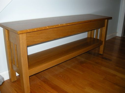 Custom Made Hall Bench