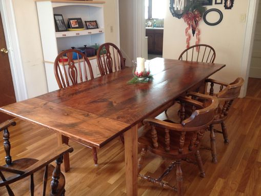 Custom Made Harvest Table 72