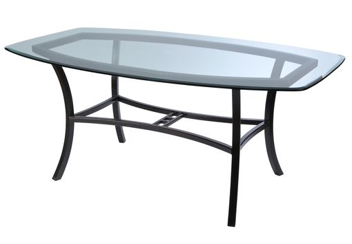 Handmade Angela Dining Table By Matthews Designs Inc CustomMadecom - Angela coffee table