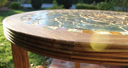 Custom Made Fall-Spiral Table