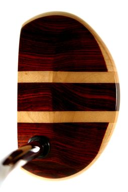 Custom Made Cocobolo With Maple Accents
