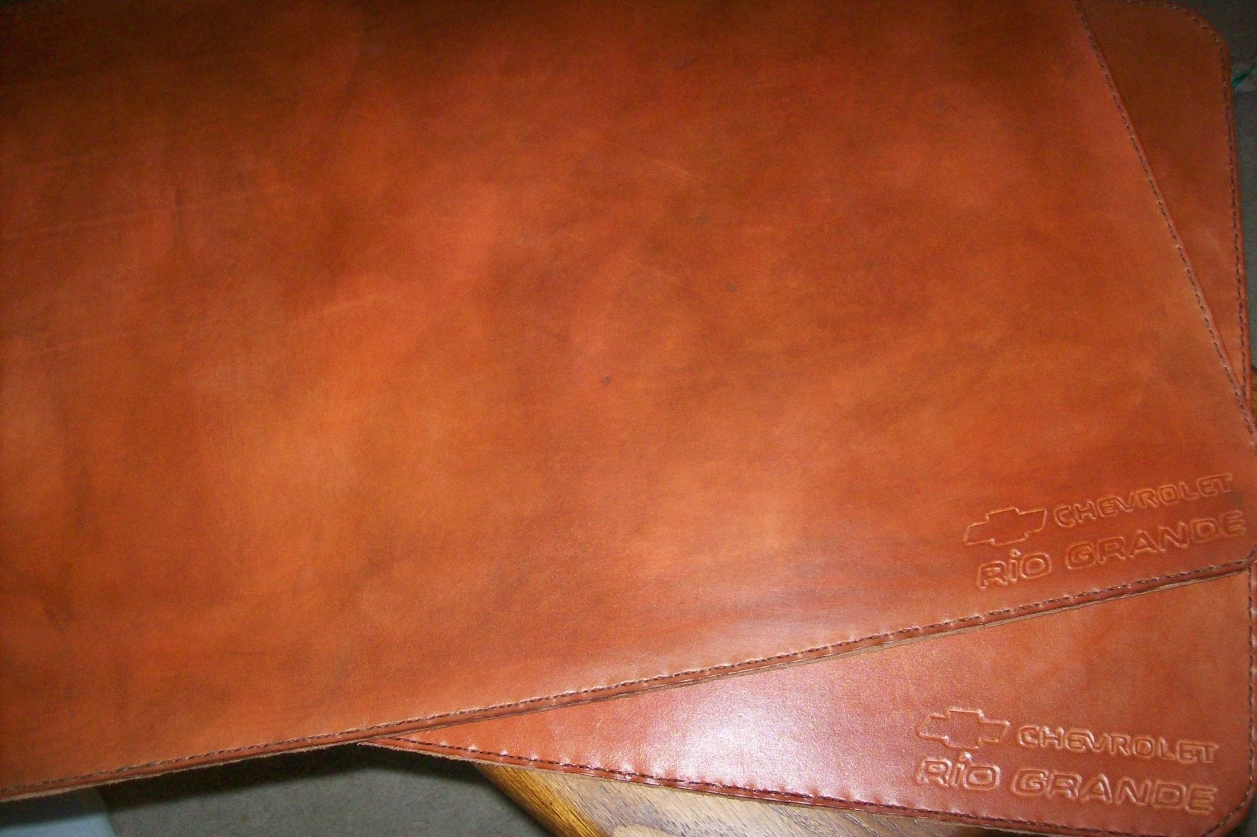 Handmade Custom Leather Desk Pads By Kerry S Custom