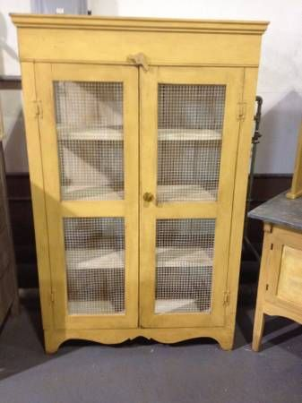 Custom Made Display Cabinet Built Dining Room Kitchen Hutch China